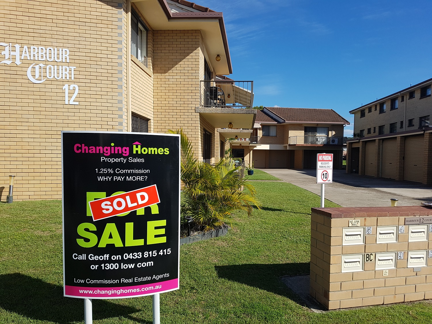 Sold by Geoff Muir Changing Homes Real Estate, Tweed Heads, Banora Point. Low commission real estate agents